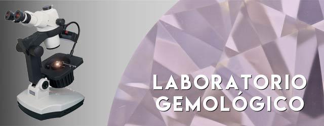 Laboratorio gemológico