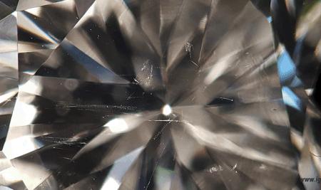 ¿Rayar los diamantes para identificarlos? – ¡NO, por favor!
