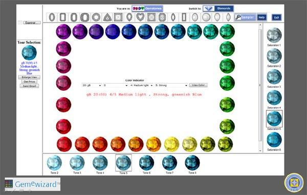 Interfaz de GemePro.