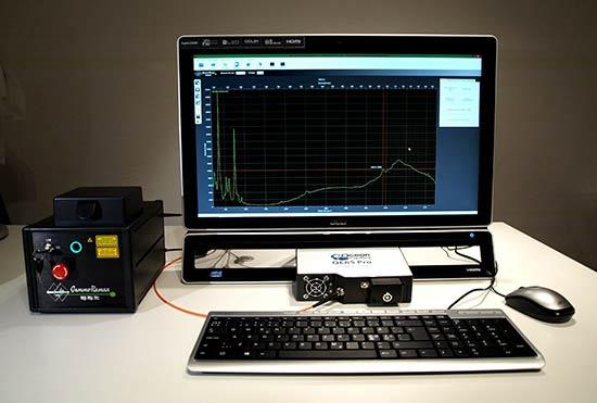 GemmoRaman-532SG™ - Scientific Grade Raman Spectrometer, foto M&A Gemmological Instruments