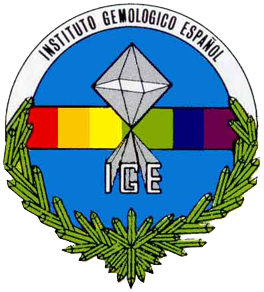 Logotipo antiguo del IGE