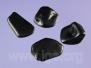 Gemas de origen orgánico - piedras negras